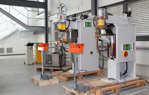 Elektro-Schweißtechnik-Dresden GmbH Standard