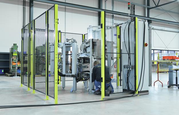 Elektro-Schweißtechnik-Dresden GmbH Automationen