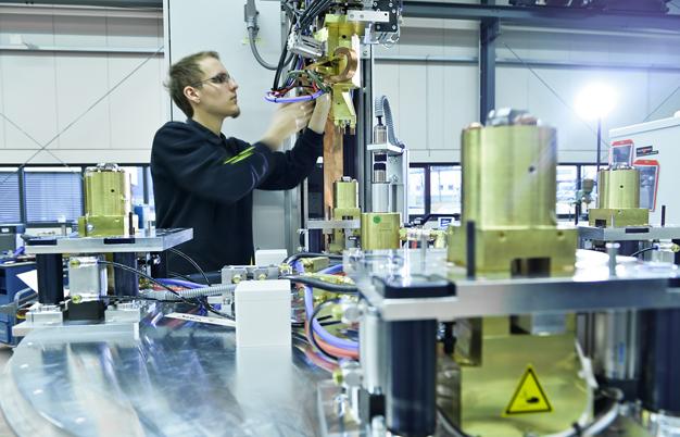 Elektro-Schweißtechnik-Dresden GmbH Dienstleistungen